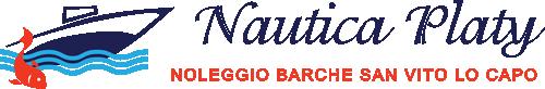 Noleggio barche a San Vito Lo Capo Logo